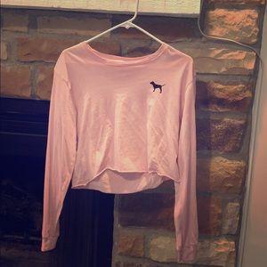 Victoria Secret Pink long sleeve tee